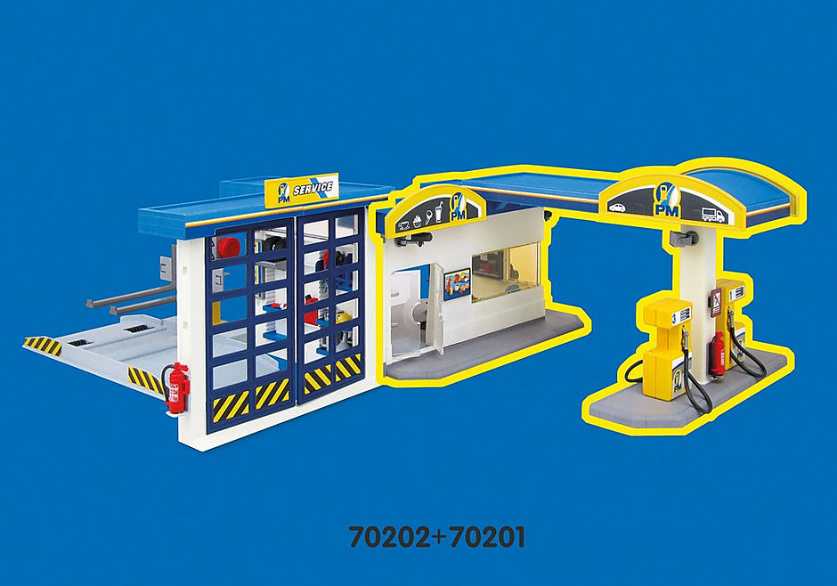 70202 Autowerkstatt detail image 7