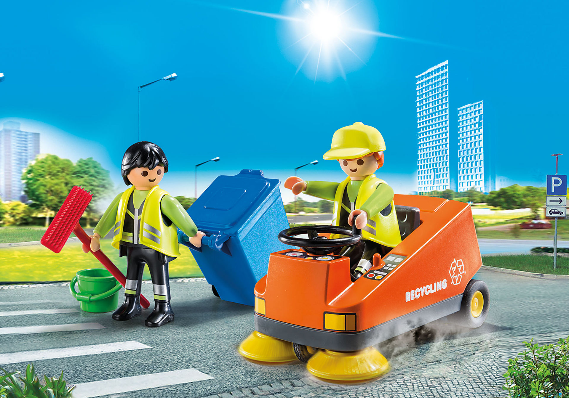 http://media.playmobil.com/i/playmobil/70203_product_detail/Street Sweeper