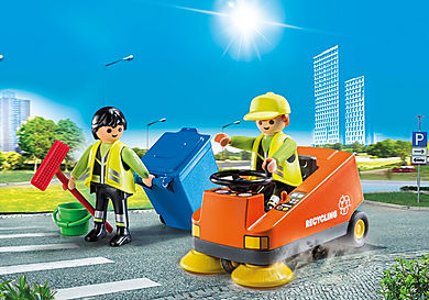 70203 Street Sweeper