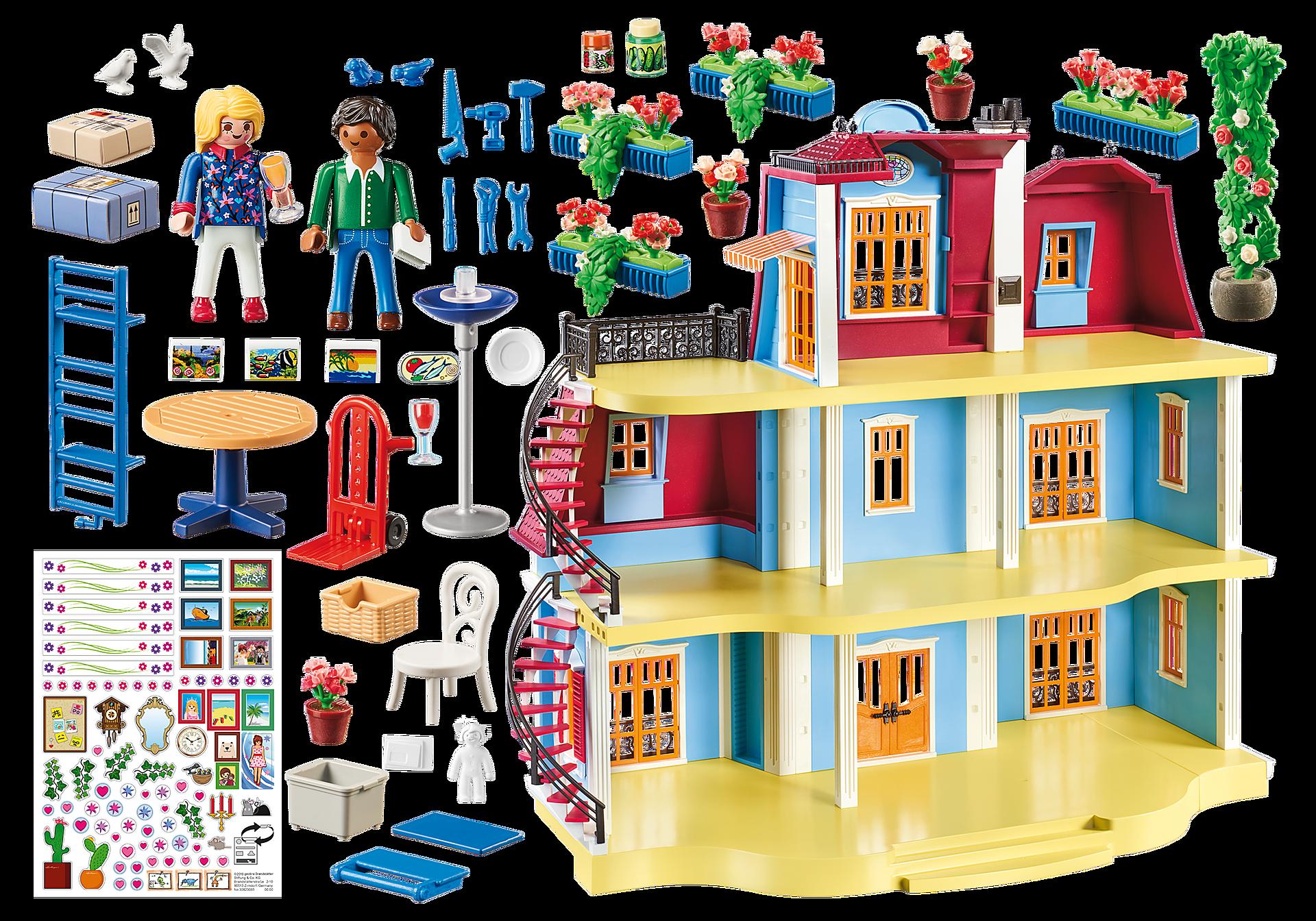 70205 Grande casa delle Bambole zoom image3
