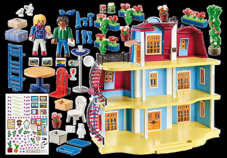 70205 Large Dollhouse detail image 4