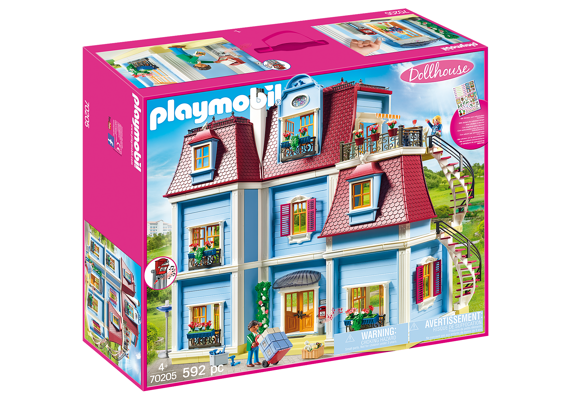 70205 Large Dollhouse zoom image2