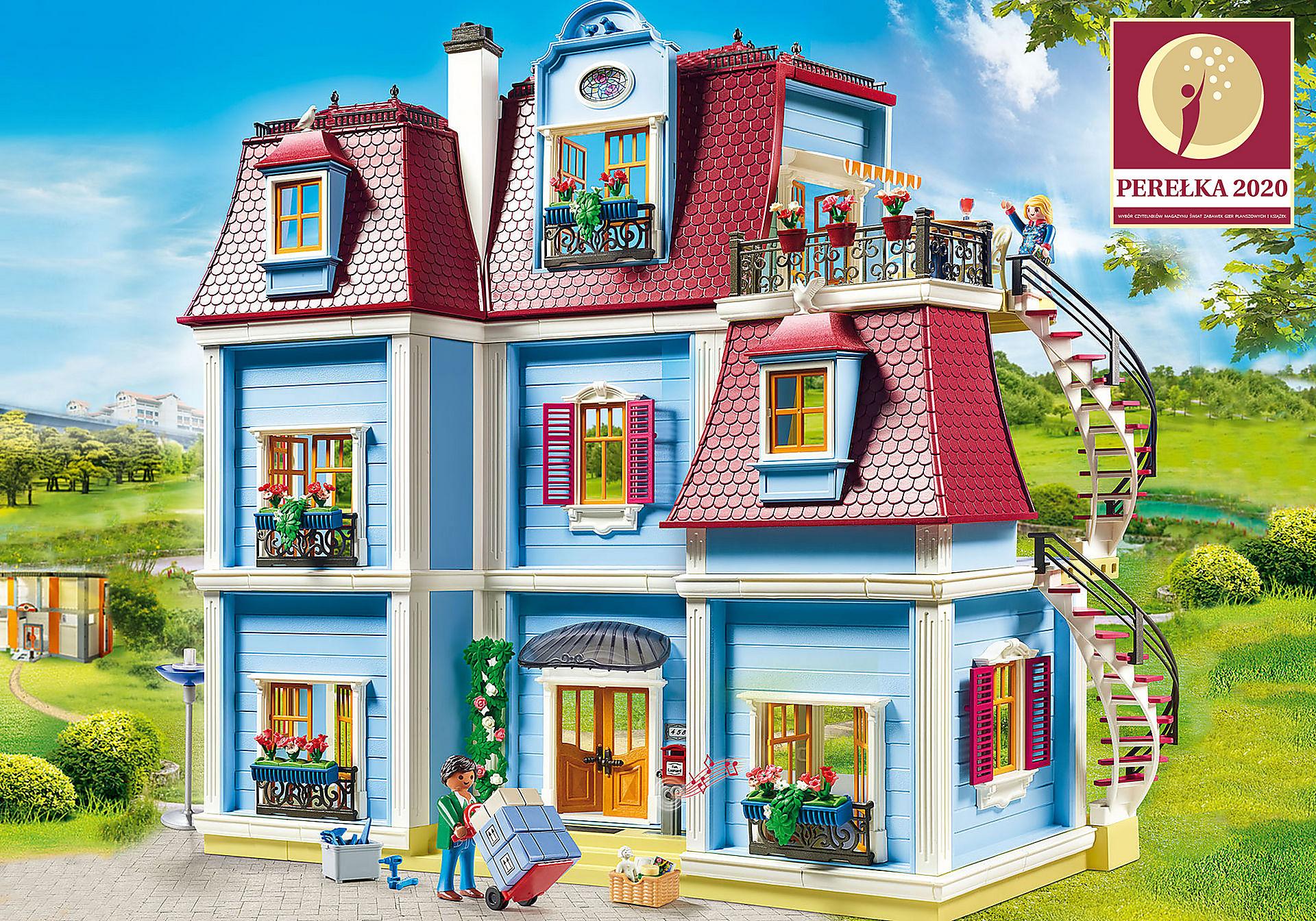 70205 Duży domek dla lalek zoom image1