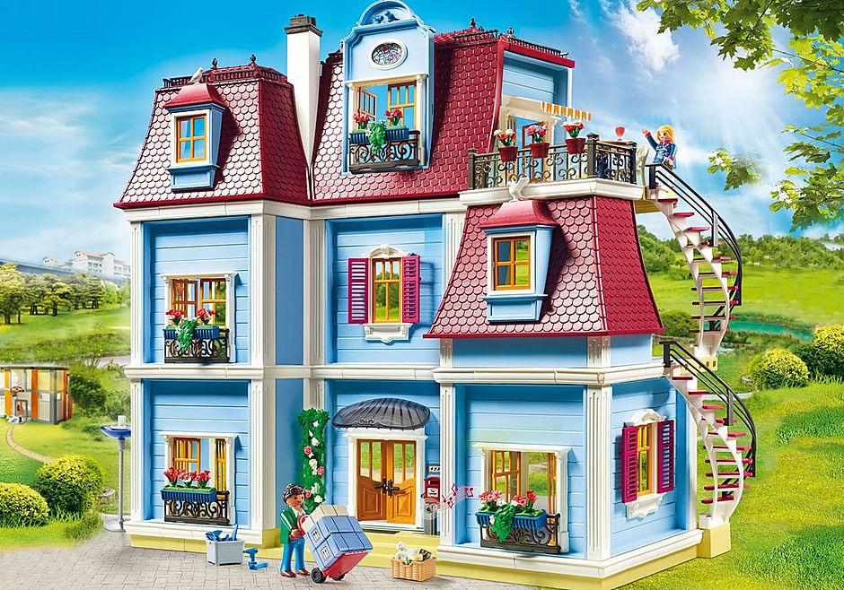 70205 Grande casa delle Bambole detail image 1