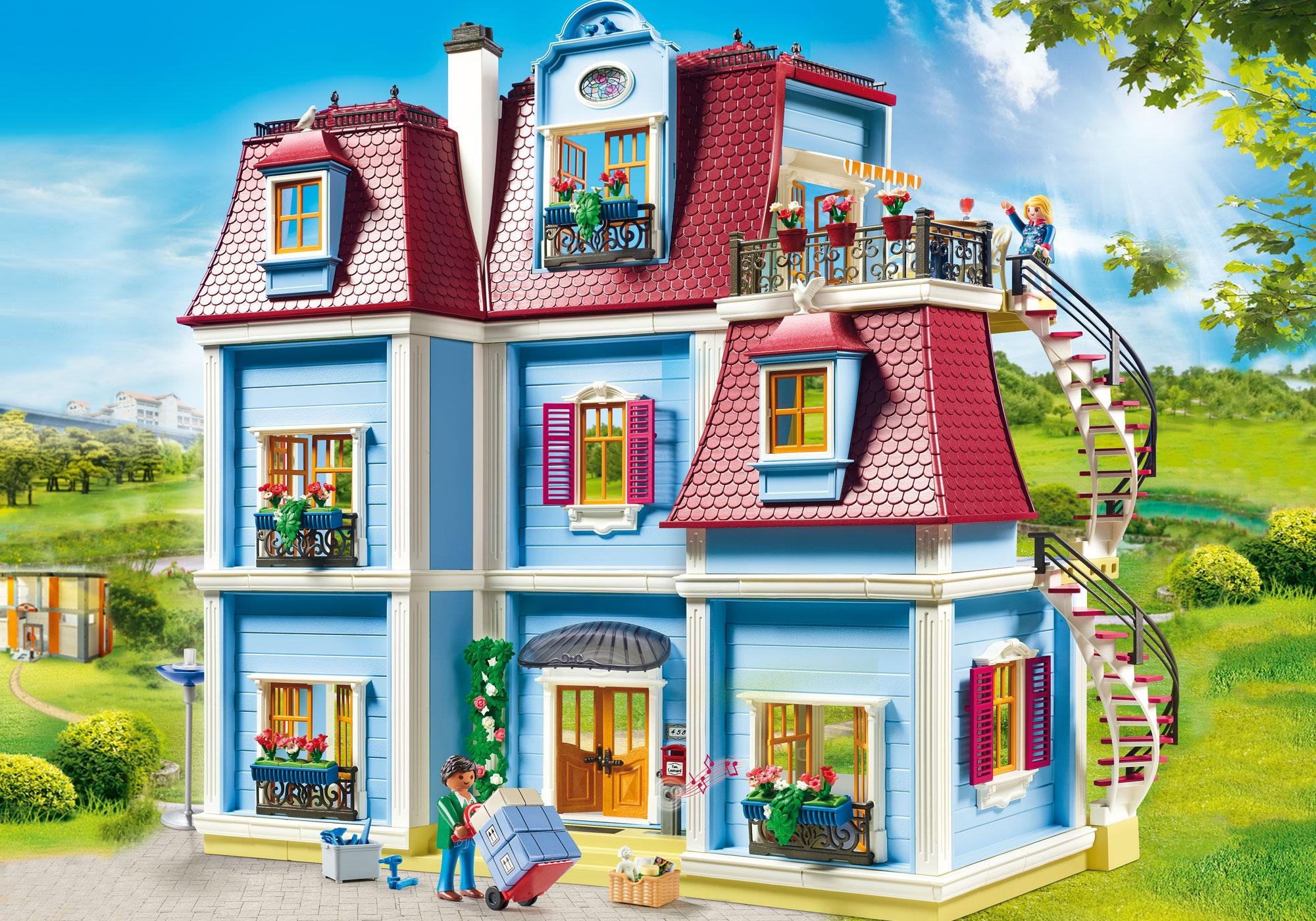 70205_product_detail/Large Dollhouse