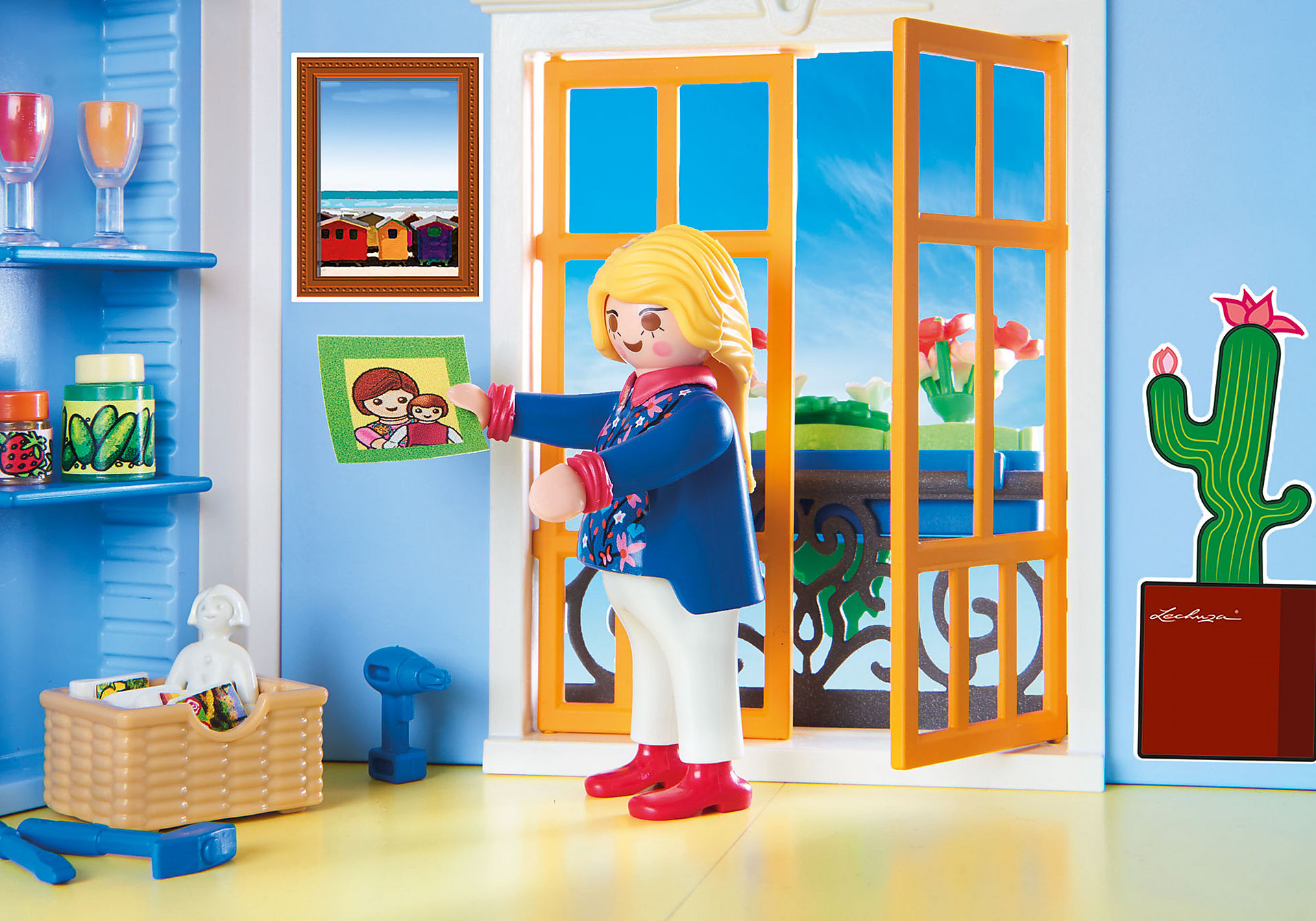 http://media.playmobil.com/i/playmobil/70205_product_extra4/Large Dollhouse