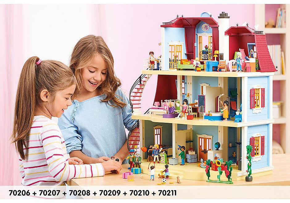 70205 Large Dollhouse detail image 9