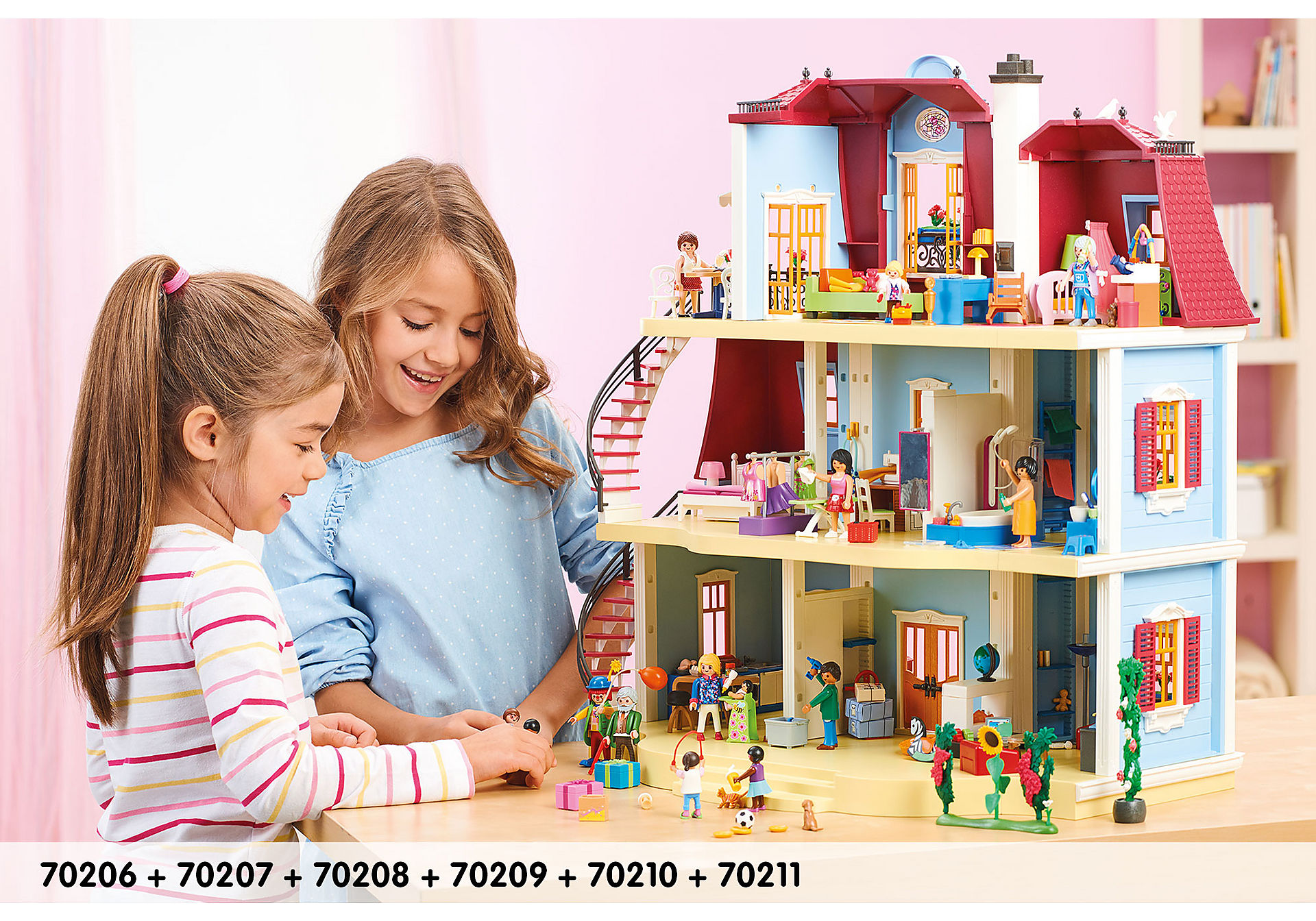 70205 Large Dollhouse zoom image8