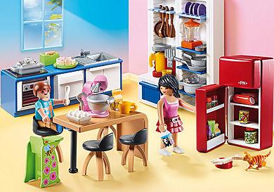 70206 Κουζίνα κουκλόσπιτου