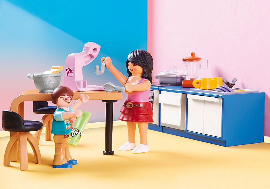 70206 Family Kitchen detail image 4