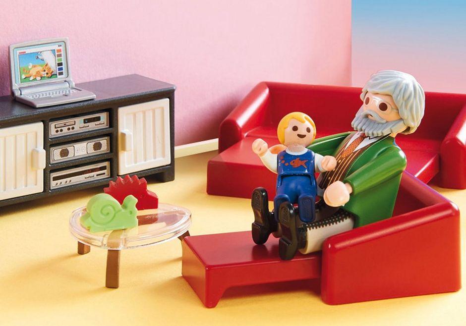 PLAYMOBIL 70207 Dollhouse Gemütliches Wohnzimmer