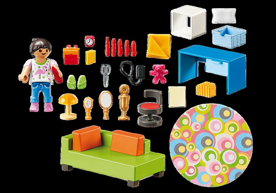 70209 Kinderkamer met bedbank detail image 3