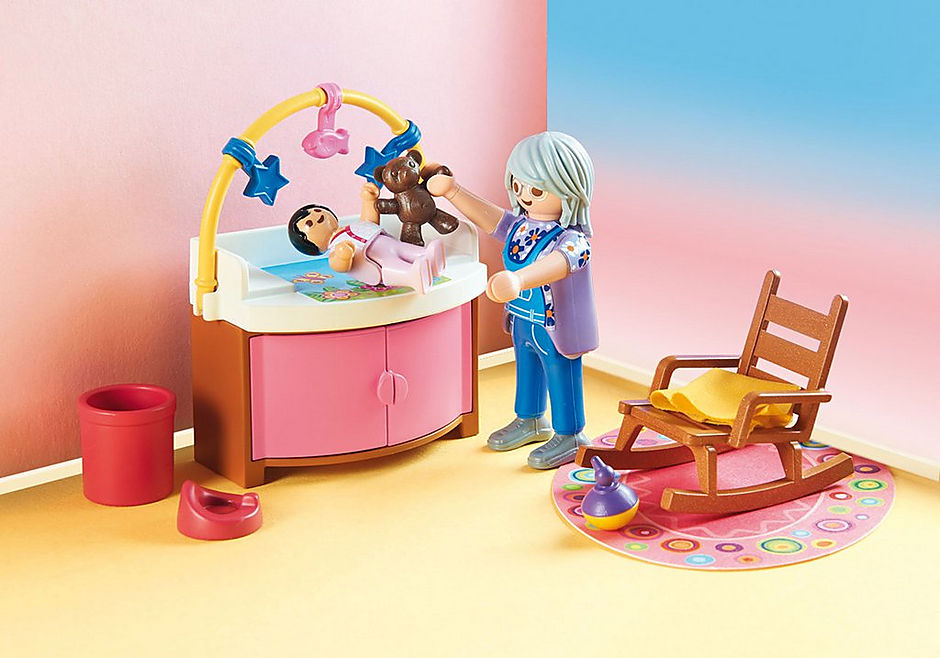70210 Babyzimmer detail image 4