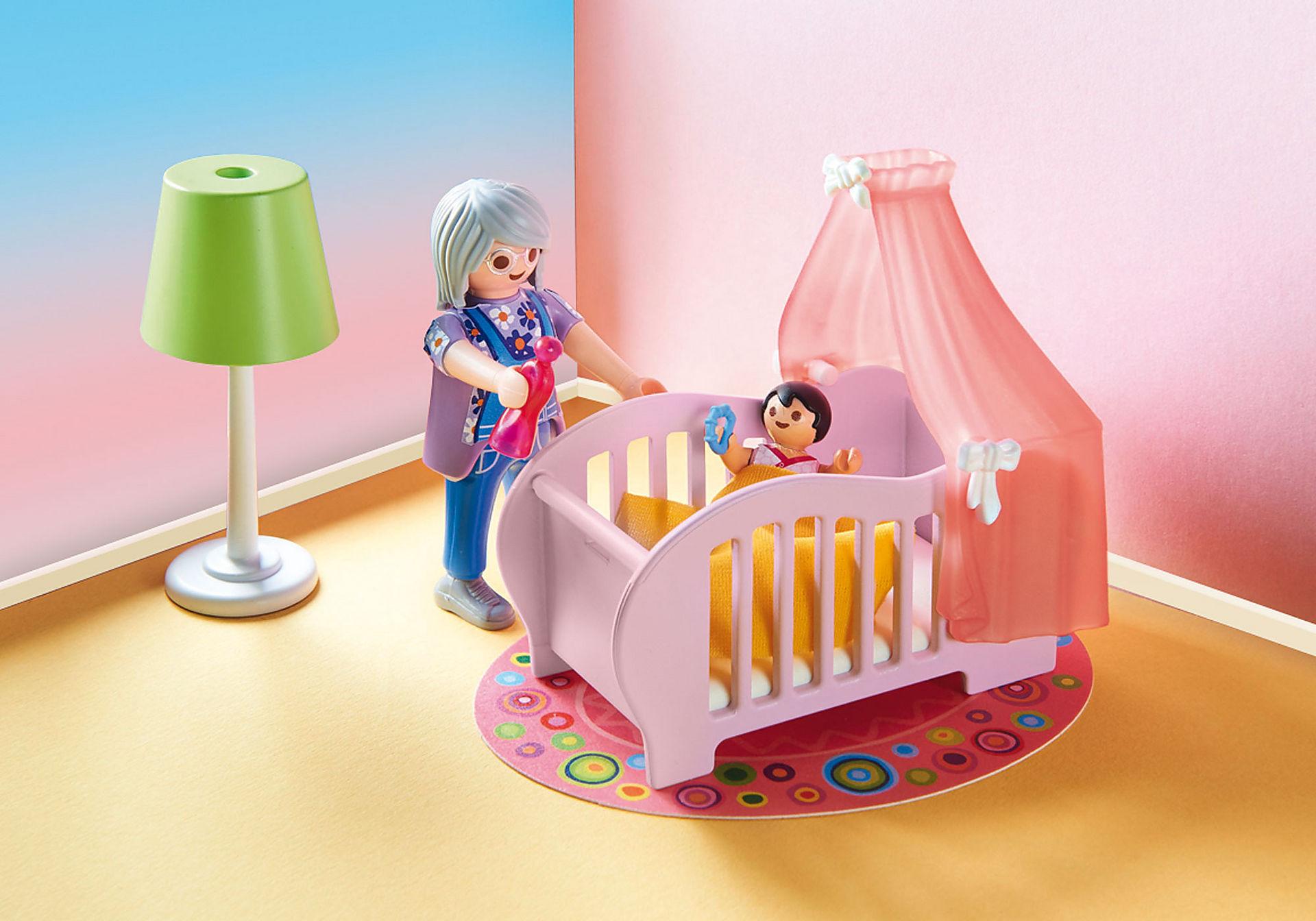 Accessoire Chambre D Enfant chambre de bébé - 70210 - playmobil® france