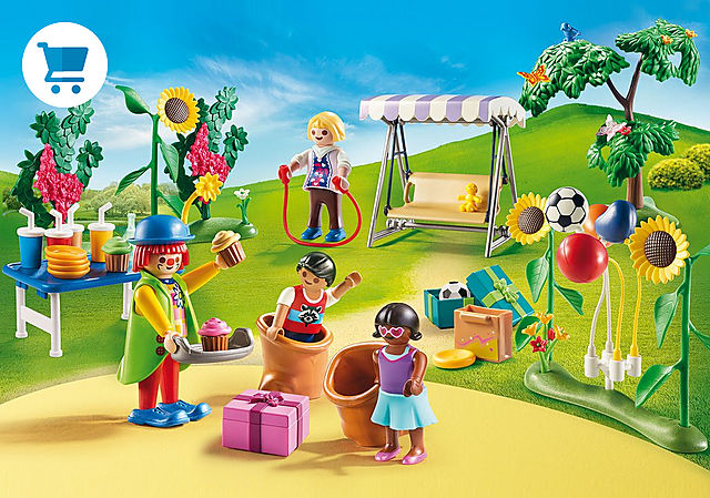 70212_product_detail/Kinderfeestje met clown