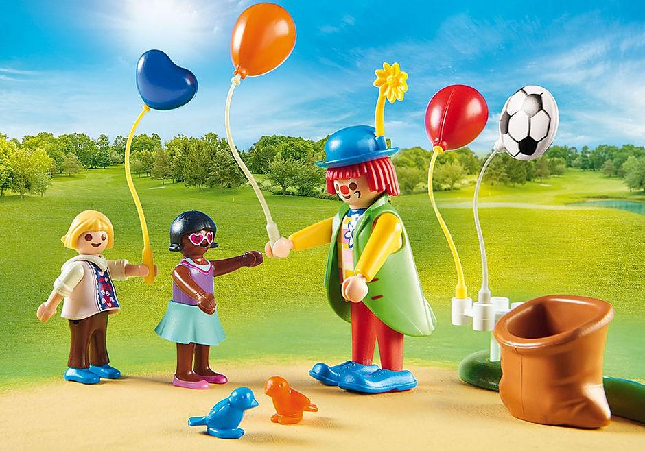70212 Kindergeburtstag mit Clown detail image 5