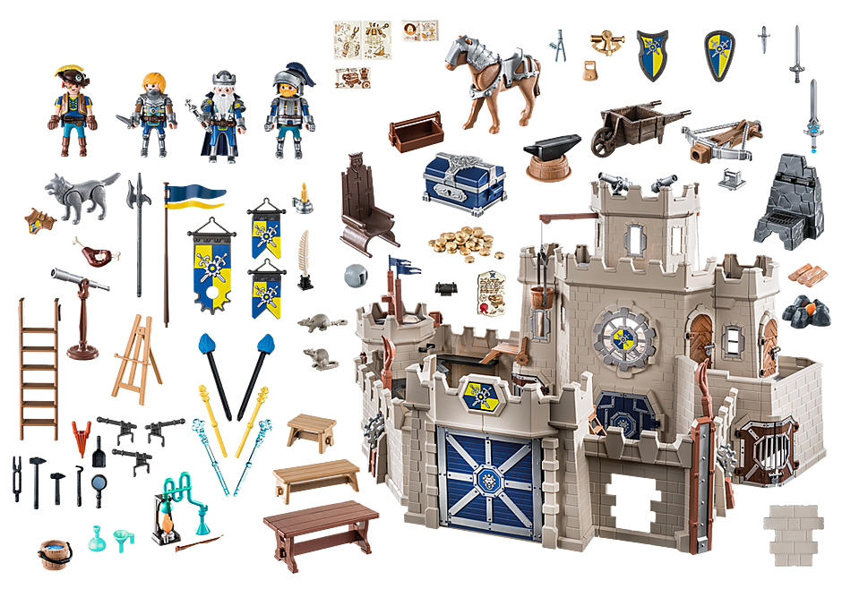 70220 Duży zamek Novelmore detail image 3