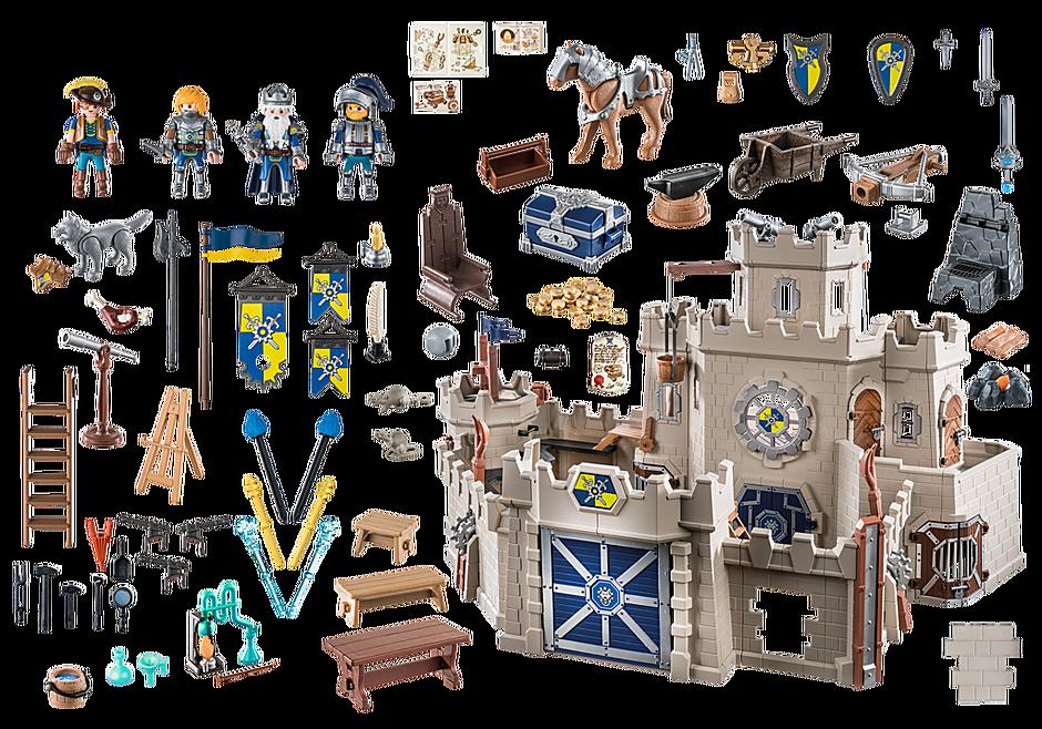 70220 Grand château des Chevaliers Novelmore detail image 5