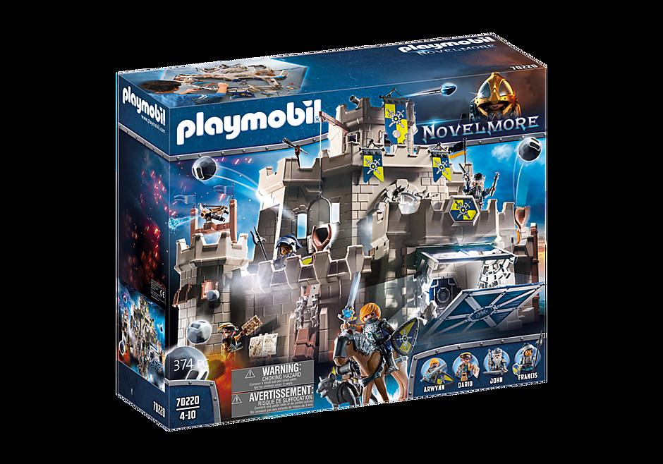 http://media.playmobil.com/i/playmobil/70220_product_box_front/Grand château des Chevaliers Novelmore