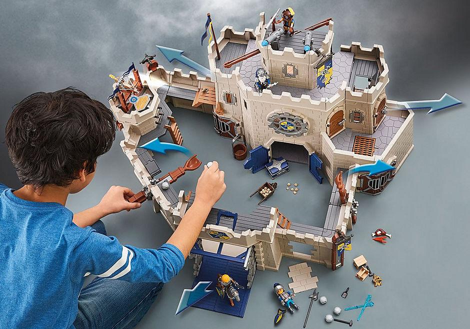 http://media.playmobil.com/i/playmobil/70220_product_extra1/Große Burg von Novelmore