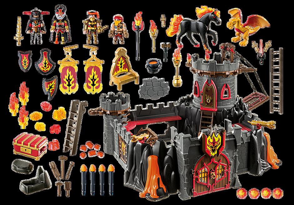 70221 Φρούριο Ιπποτών του Μπέρναμ detail image 3