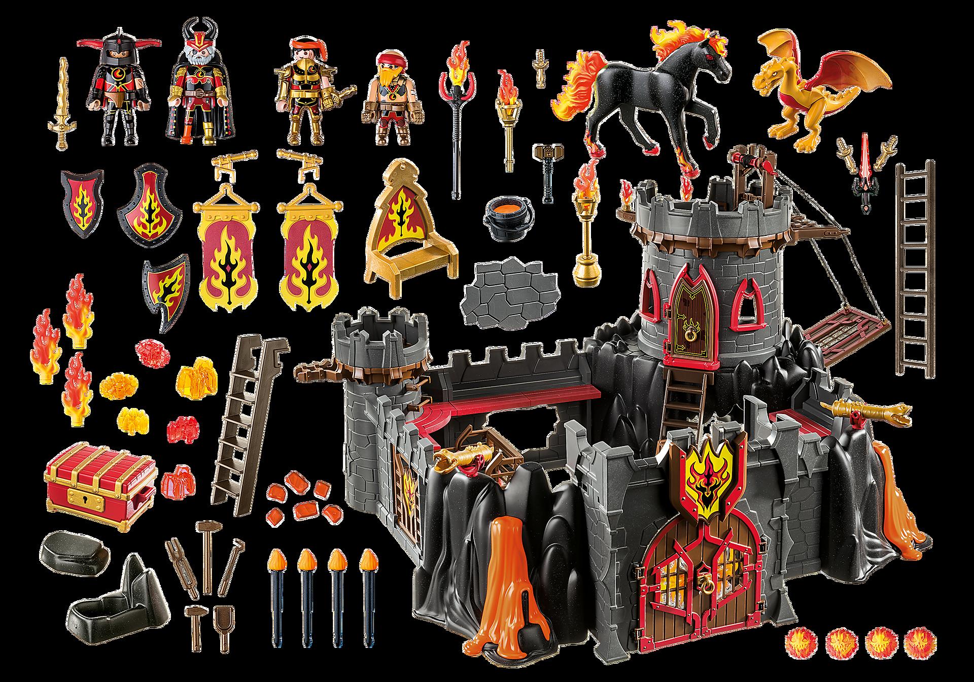http://media.playmobil.com/i/playmobil/70221_product_box_back/Forteresse volcanique des Burnham Raiders