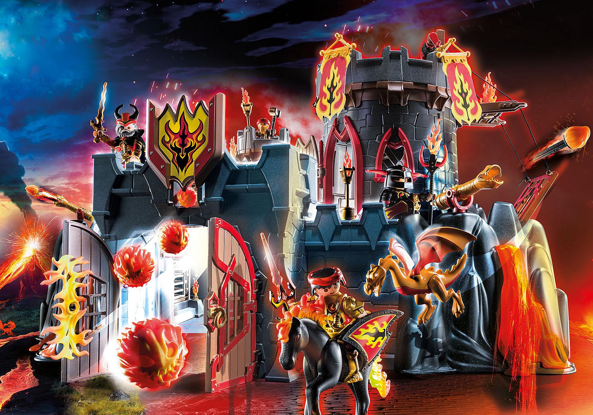 70221 Burnham Raiders Fortress zoom image1