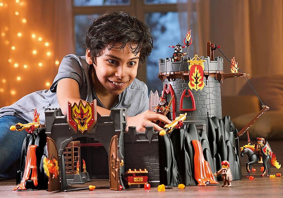 http://media.playmobil.com/i/playmobil/70221_product_extra1/Fortezza dei Cavalieri del Fuoco