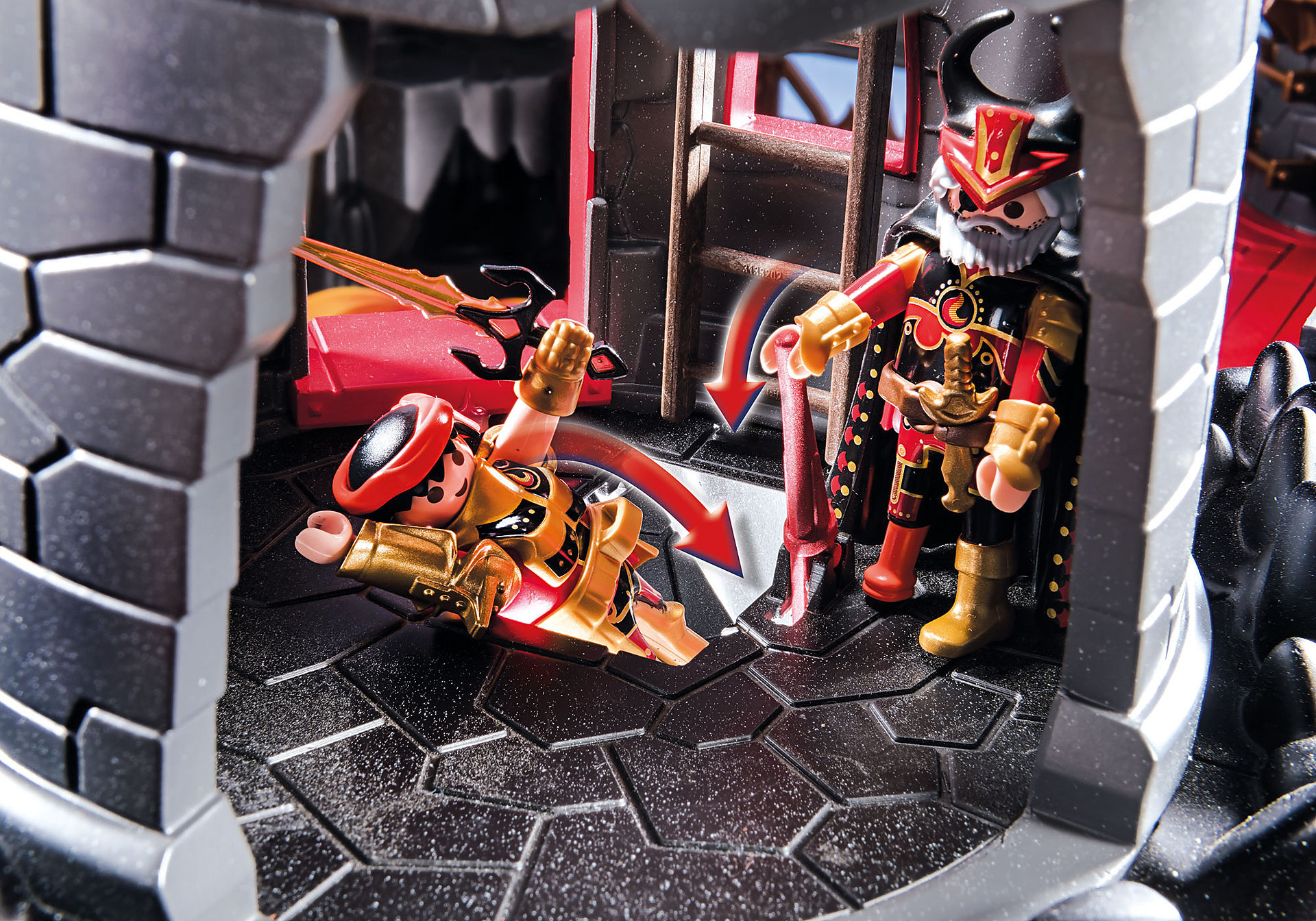 http://media.playmobil.com/i/playmobil/70221_product_extra4/Kasteel van de Burnham Raiders