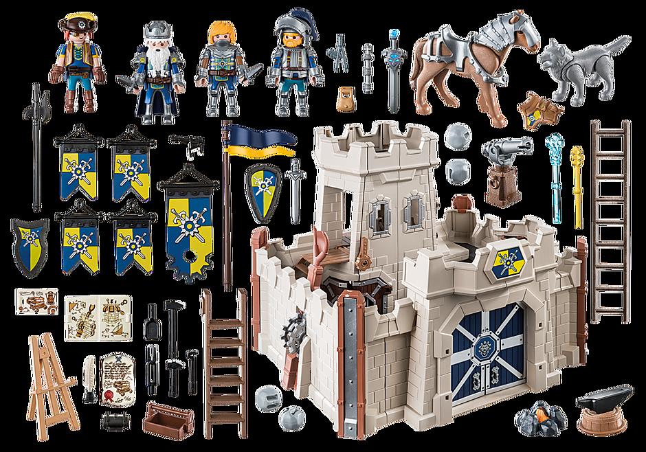 70222 Citadelle des Chevaliers Novelmore detail image 3
