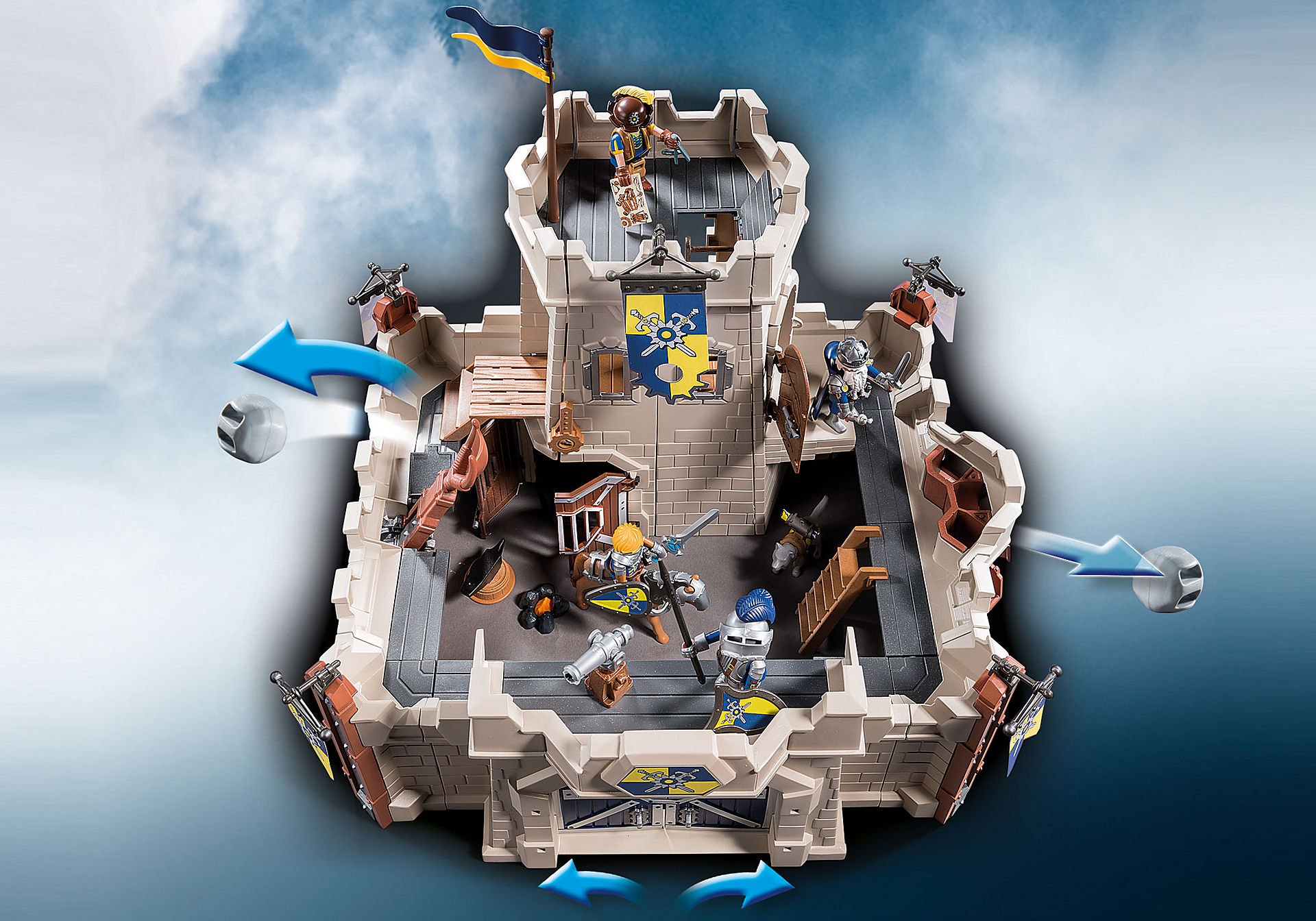 70222 Novelmore Fortress zoom image4