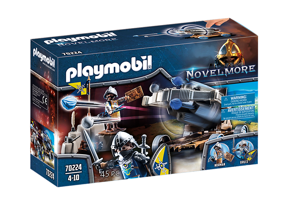 http://media.playmobil.com/i/playmobil/70224_product_box_front/Novelmore Geniale Wasserballiste