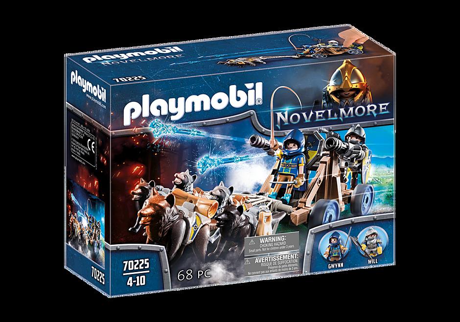 70225 Novelmore Wolf Team detail image 2