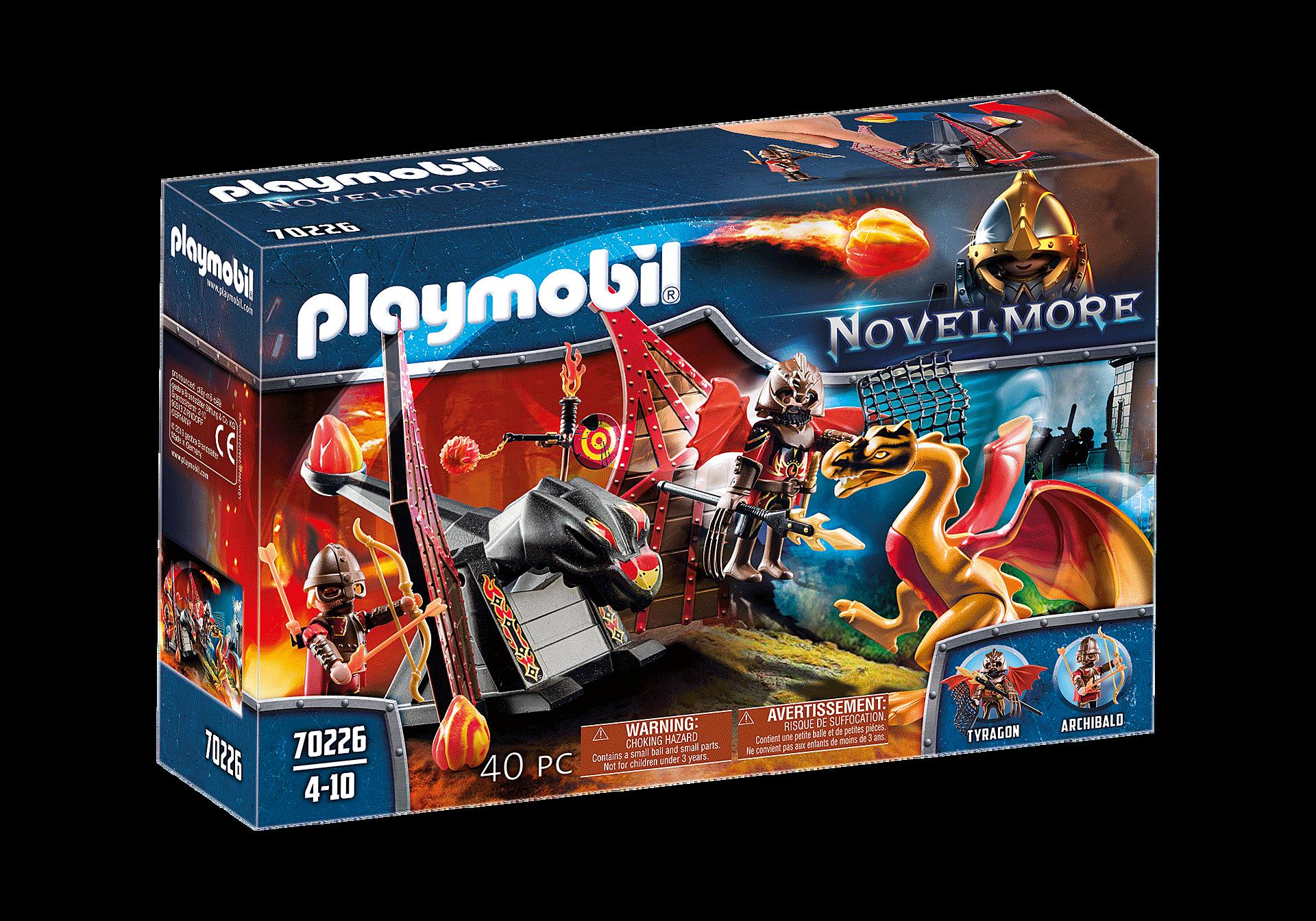 http://media.playmobil.com/i/playmobil/70226_product_box_front/Burnham Raiders Kampftraining des Drachen
