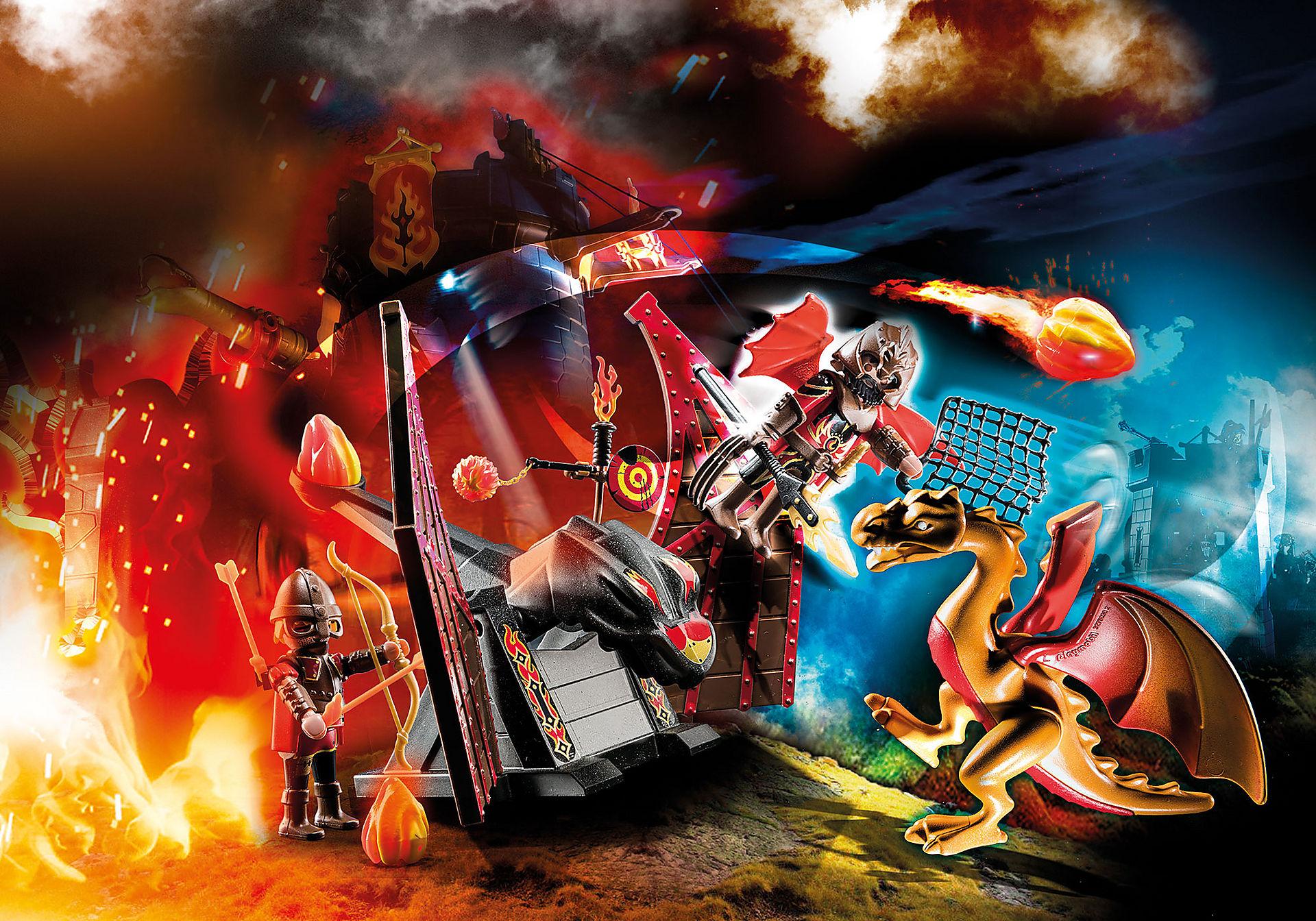 70226 Entrenamiento del Dragón Bandidos Burnham zoom image1