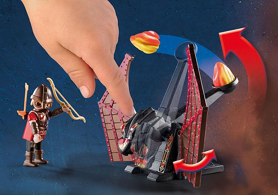 70226 Burnham Raiders et dragon doré detail image 4