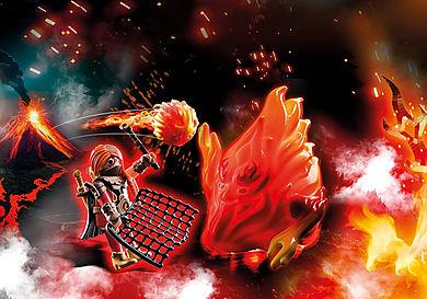70227 Burnham Raiders Spirit of Fire