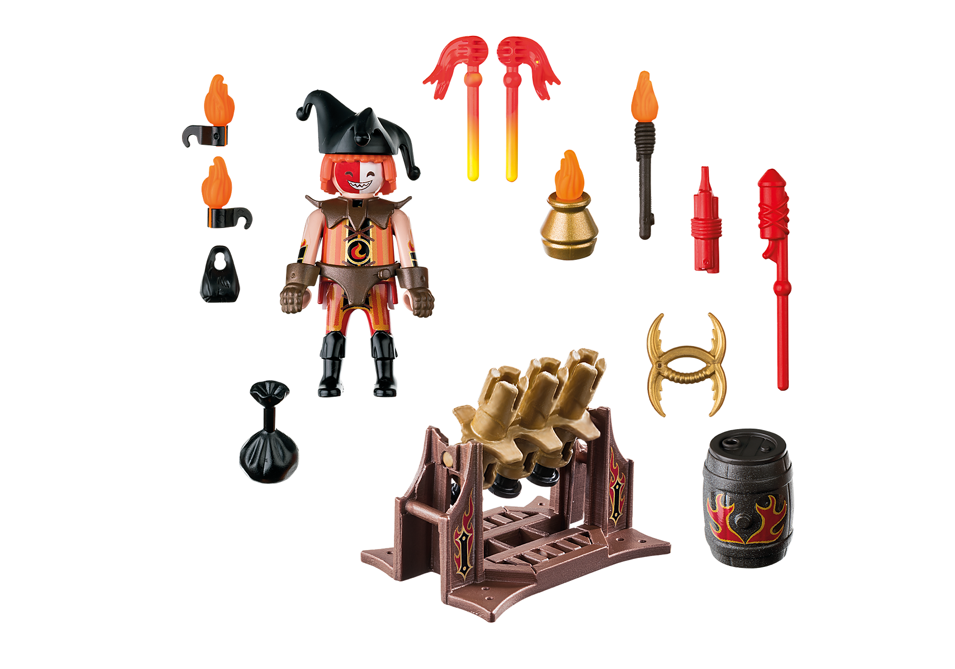http://media.playmobil.com/i/playmobil/70228_product_box_back/Burnham Raider Maître du Feu