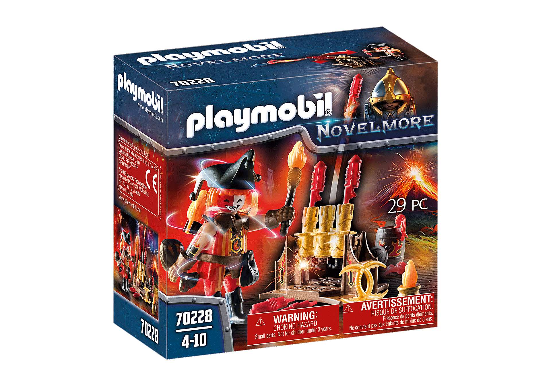 http://media.playmobil.com/i/playmobil/70228_product_box_front/Burnham Raider Maître du Feu