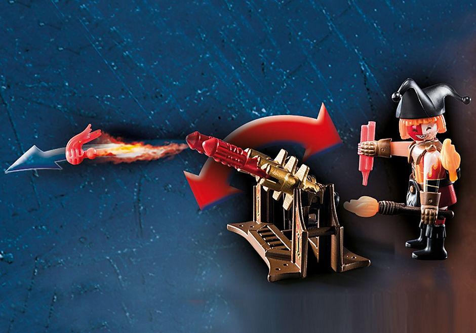70228 Burnham Raiders Feuerwerkskanonen und Feuermeister detail image 5