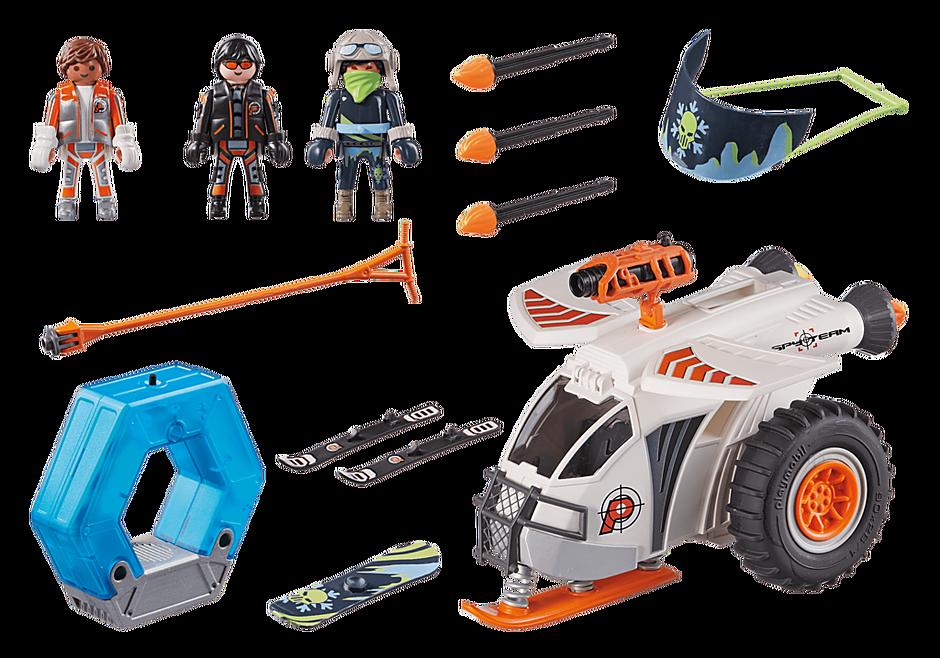 70231 Spy Team Snow Glider detail image 3