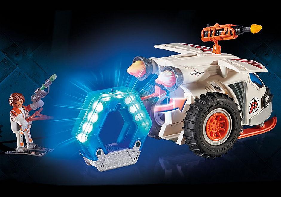 70231 Spy Team Pojazd śnieżny detail image 4