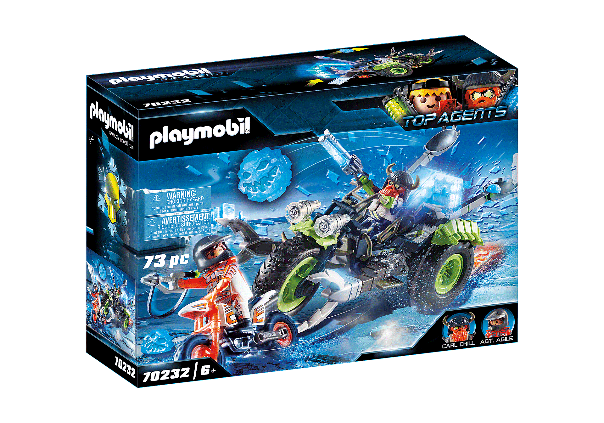 70232 Arctic Rebels Ice Trike zoom image2