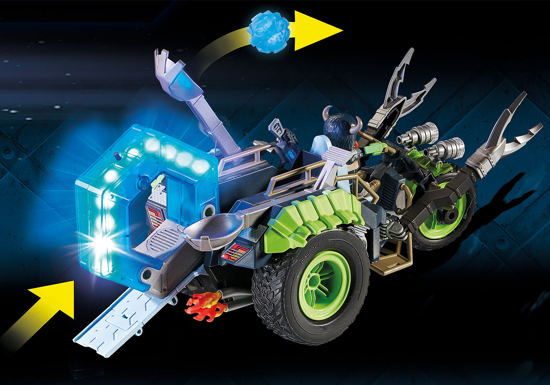70232 Arctic Rebels Ice Trike zoom image4