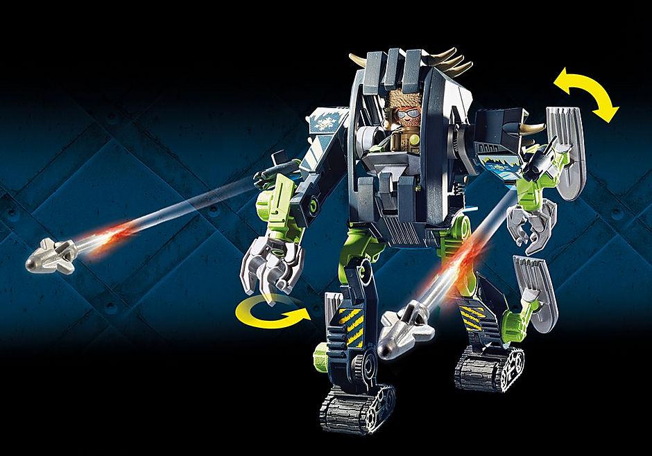 70233 Arctic Rebels Robot de Hielo detail image 4