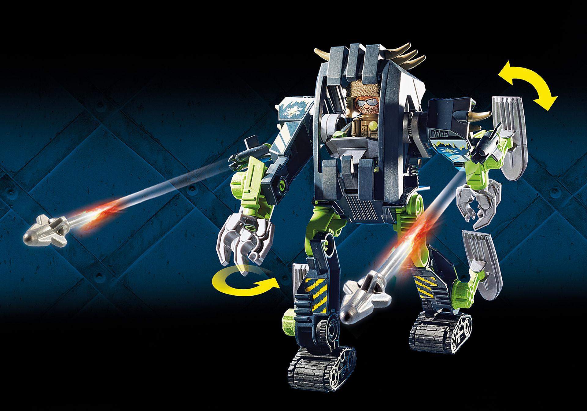 70233 Arctic Rebels Robot de Hielo zoom image4