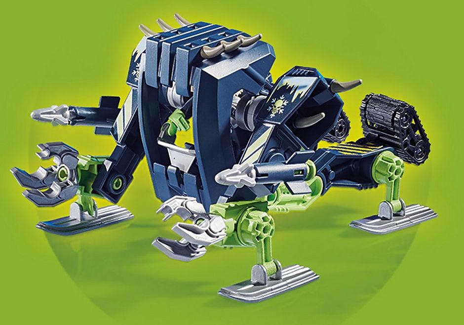 70233 Robot des neiges des Rebelles arctiques  detail image 5