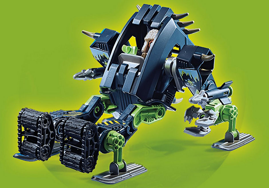 70233 Arctic Rebels Ice Robot detail image 6