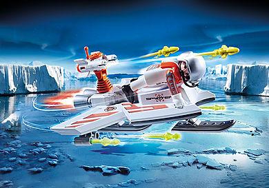 70234 Spy Team Voador