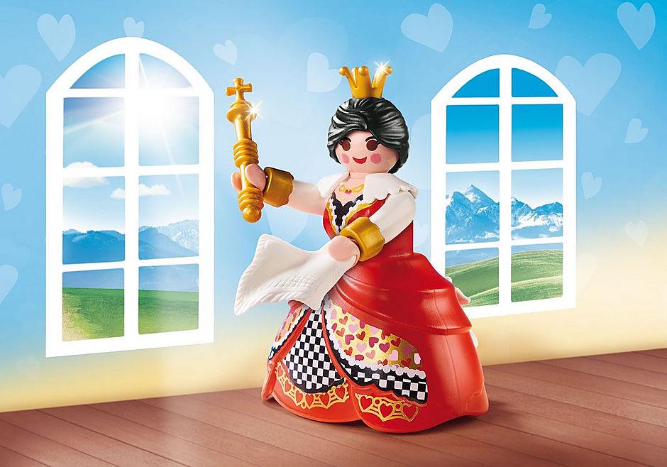 70239 Reine des cœurs detail image 1
